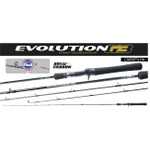 "Vara Marine Sports Evolution G3 EVG-C 531M 10-20lbs 5'3"" (1,60m) P/ Carretilha"