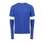 Camiseta Fishing Co. com Manguito Dazz blue
