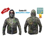 Moletom Dry Fit Monster 3x Camo
