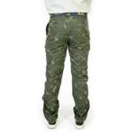 Calça Bermuda MTK Amazon Cor Camuflada Verde