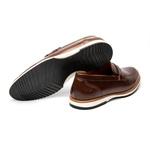 Sapato Casual Martin Marrom em Couro