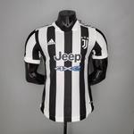 Camisa Juventus Home 21/22 Jogador