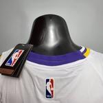 Regata Nba Lakers branca Silk (jogador) Bryant Camisa 08