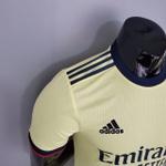 Camisa Arsenal Away 21/22 Jogador
