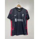 Camisa Liverpool edição especial preto 21/22