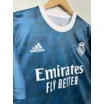 Camisa Real Madrid 21/22 torcedor