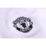 Kit Agasalho Moletom Manchester United meio ziper