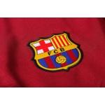 Kit agasalho moletom Barcelona ziper completo