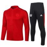 Kit agasalho moletom Bayern de Munique ziper completo
