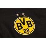 Kit agasalho moletom Borussia meio ziper
