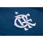 Kit agasalho moletom Flamengo ziper completo