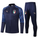 Kit Agasalho Moletom Italia Ziper Completo