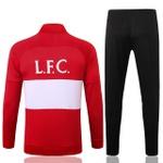 Kit Agasalho Moletom Liverpool Ziper Completo