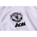 Kit agasalho moletom Manchester United ziper completo