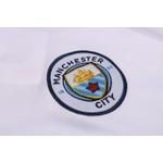 Kit Agasalho Moletom Manchester city ziper completo