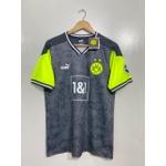 Camisa Borussia Preta 21/22 (TORCEDOR)