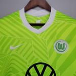 Camisa Wolfsburg home 21/22