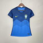 Camisa feminina Brasil 20/21