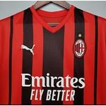 Camisa Milan 21/22 torcedor