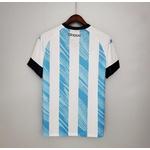 Camisa Racing I 21/22 Azul e Branca torcedor
