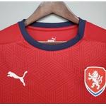Camisa Seleção República Tcheca Home 20/21 Torcedor