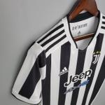 Camisa Juventus I 21/22 (TORCEDOR)