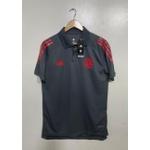 Camisa do Flamengo Treino 21/22 polo