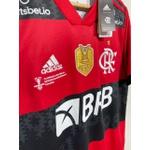 Camisa Flamengo Final Supercopa Do Brasil (Flamengo X Palmeiras)