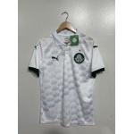 Camisa Palmeiras Ii 21/22 Gola Polo