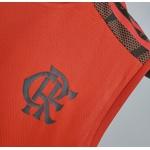Regata Flamengo Treino 21/22 Vermelho
