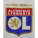 Camisa Olympique Lyonnais Home 20/21 TORCEDOR