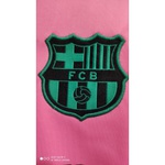 Camisa Barcelona Third 20/21 s/n° Torcedor Masculina - Rosa/Preto