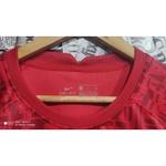 Camisa Atletico de Madrid Treino Vermelho 20/21