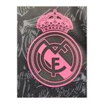 Camisa Real Madrid 20/21 - PRETA/ROSA Torcedor