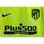 Camisa Atlético de Madrid Third 20/21 s/n° Masculina - Verde Limão e Preto
