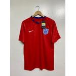 Camiseta Inglaterra Pré Jogo 20/21 Masculina (TORCEDOR)