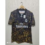 Camiseta Real Madrid Quarto Uniforme 19/20 Torcedor