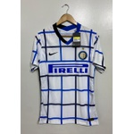 Camisa Inter De Milão Away 20/21 Versão Jogador