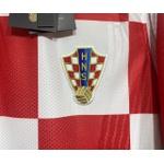 Camisa Seleção Croácia Home 20/21 Versão Jogador