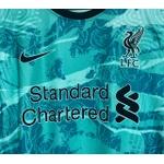 Liverpool Azul-turquesa 20/21 Versão Jogador