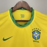 Camisa da Seleção Brasileira 20/21 Feminina