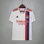 Camisa Olympique Lyon Home 21/22