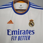 Camisa Real Madrid Home 21/22 torcedor