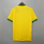 Camisa Seleção Brasileira 20/21 Torcedor