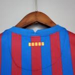 Camisa Barcelona 21/22 feminina