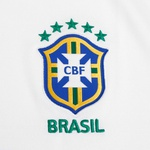 Camisa Brasil Branca III 20/21