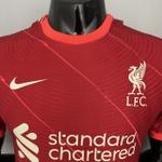Camisa Liverpool 21/22 versão jogador