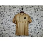 Camisa Paris Saint-germain Treino GOLD 20/21 TORCEDOR
