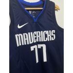 Regata Nba Dallas Mavericks Silk (jogador) Doncic 77