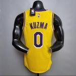 Regata Nba Lakers Silk (jogador) KUZMA Camisa 0